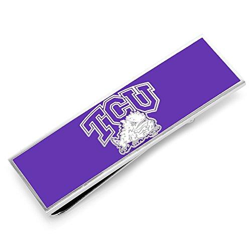 NCAA TCU Horned Frogs Money Clip - Tcu Cufflinks Frog Horned
