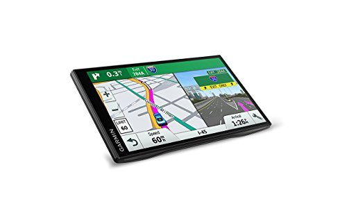 Garmin DriveSmart 50 NA LMT GPS Navigator System with Lifetime Maps and Traffic, Smart Notifications, Voice Activation, and Driver Alerts (Certified Refurbished)