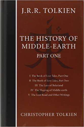 Download online The History of Middle-Earth: Part 1 (Pt.1) PDF, azw (Kindle), ePub