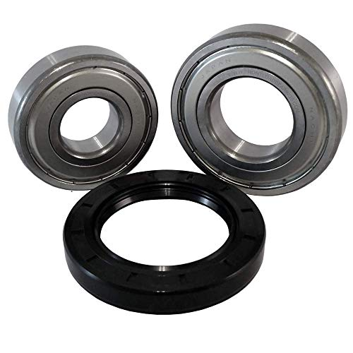 - Front Load Bearings Washer Tub Bearing and Seal Kit with Nachi bearings, Fits Whirlpool Tubs W10772619, W10290562 & W10283358 (5 year replacement warranty & link to our