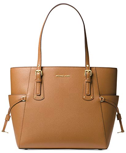 East West Lined Tote - Michael Kors Voyager East/West Tote