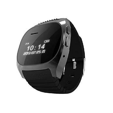 HuaYang – M18 respuesta de llamada de alarma anti-lost reloj inteligente con bluetooth para