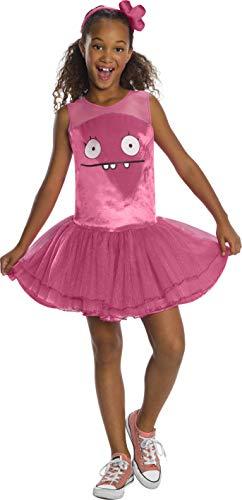 Rubie's Ugly Dolls Child's Moxy Costume Dress & Headpiece, X-Small]()