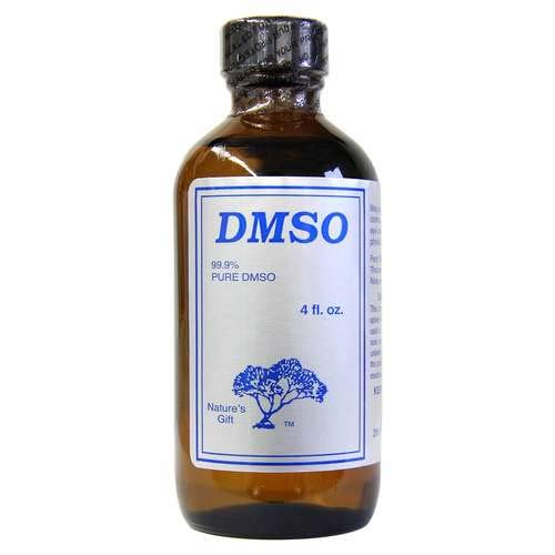 DMSO 99.9% DMSO Liquid 4 Oz