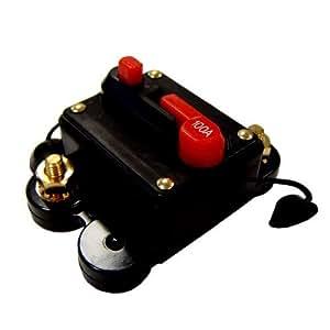 100 amp circuit breaker replacement fuse 12v vehicle. Black Bedroom Furniture Sets. Home Design Ideas