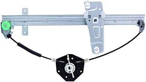 42622 11R97 81618 82622BR New Window Regulator Rear Drivers Side Left RLH Replacement For 1999 2000 Jeep Grand Cherokee 740-596 55076469AC 11A119 25526327L