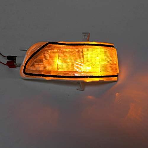 /2011/Crosstour 2011/ /2016 Specchietto retrovisore sinistro LED indicatori di direzione luce per Honda CR-V 2007/