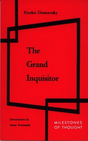 """Philosophical Anthropology and Dostoevsky's """"Legend of the Grand Inquisitor"""""""