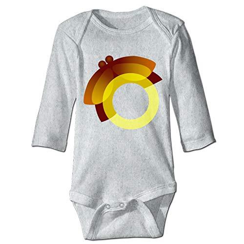 Firefly Onesies Long Sleeve Baby Boys Girls]()