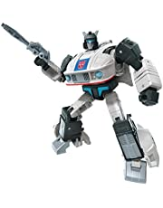 Transformers Toys Studio Series 86-01 Deluxe Class The Transformers: The Movie 1986 Autobot Jazz Action Figure - Ages 8 and Up, 4.5-inch