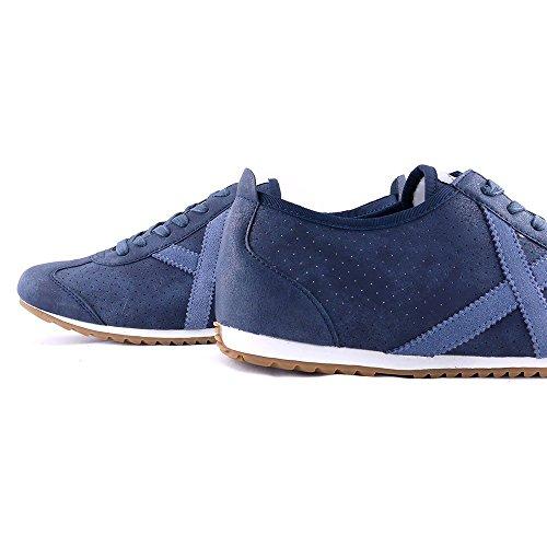 Munich Blue Sneakers Blue Sneakers Navy Sneakers Osaka Munich Osaka Navy Blue Munich U5wdnxqa