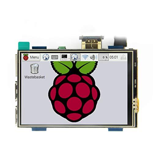 Toogoo 3.5 inch LCD HDMI USB Touch Screen Real HD 1920x1080 LCD Display for Raspberri 3 Model B/Orange Pi (Play Game Video) MPI3508