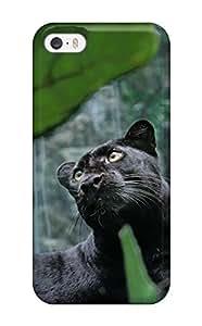 High Grade ZippyDoritEduard Flexible Tpu Case For Iphone 5/5s - Panther