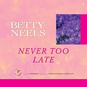 Never Too Late Audiobook