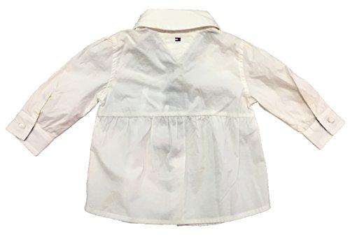 Tommy Hilfiger - Camisa Blanca Talla 3-6 Meses (62): Amazon.es: Ropa y accesorios