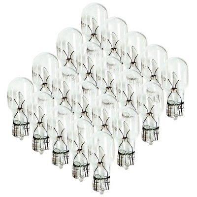 Blossom Store 20 Pack 4 Watt Wedge Base for Malibu Style 12V Light Bulbs by ()