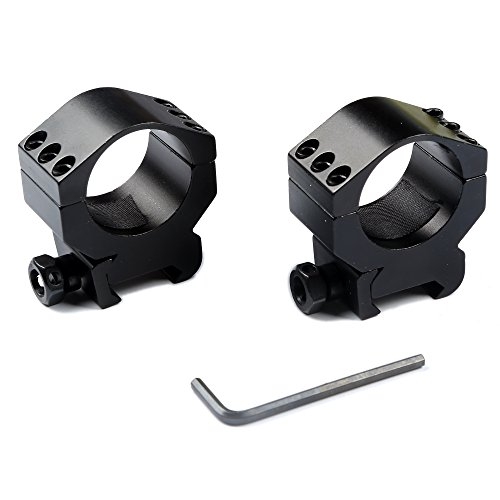 Thorn Tactical Scope Mount Rings Heavy Duty Medium Profile for Picatinny Rail 30mm Pair