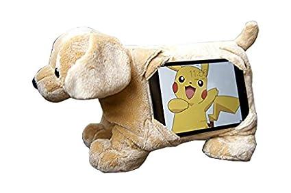 Amazon Com Tabbeez Kids Tablet Pet Toy Goldie Plush Toy