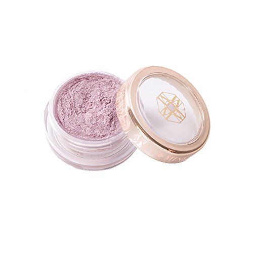 ONLY MINERALS - Loose Powder Highlighter Makeup, Ice Pink Shimmering Mineral Highlighter with Natural (Radiant Loose Powder)