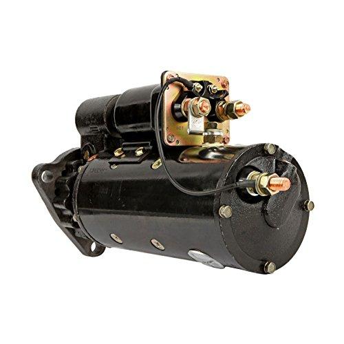 Complete Tractor Starter For John Deere 8955T Engine; 8850