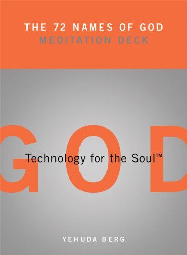 (72 Names of God: Meditation Deck )