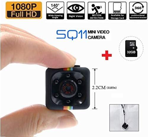 Spionagekamera Papakoyal Versteckte Kamera Mini Kamera Kamera