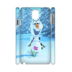J-LV-F Diy case Frozen customized Hard Plastic case For samsung galaxy note 3 N9000