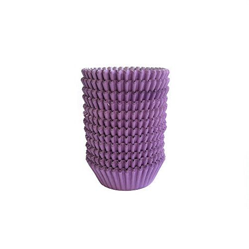 Baking Cups Cupcake Liners, Standard Sized, 300 Count (Purple) -