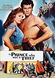 The Prince Who Was A Thief- DVD-R-Starring Tony Curtis and Piper -
