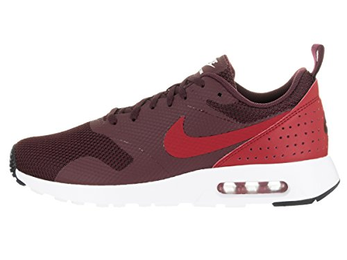 Nike Men's Air Max Tavas Running Shoes Night Maroon / Gym Red - Black-white looking for cheap price wide range of for sale outlet websites discount lowest price outlet lowest price yMNLXMdKD