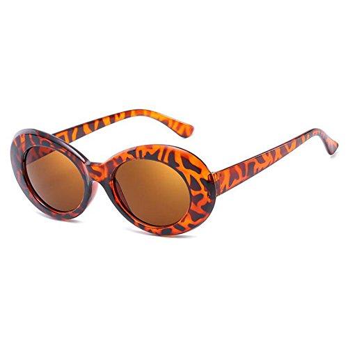 4408622668 ... Para Mujeres/Hombres. Mejor Deylaying 80s Retro Gafas de sol Redondo/ Oval Marco de bisagra de primavera Estilo