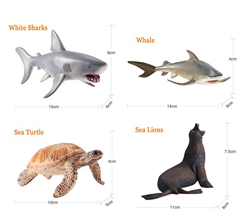 Buy ocean animal figures