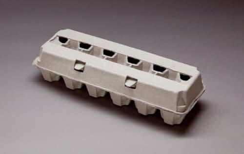 12ct Blank Egg Cartons - 100