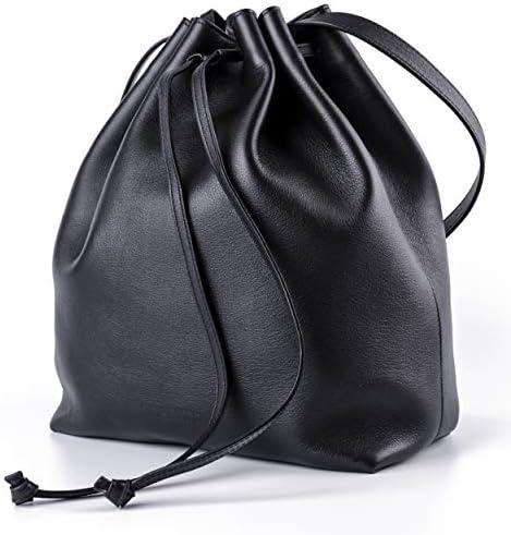 Richhearts Stella – Sac à main pour femme en cuir de qualité supérieure, sac à bandoulière, verrouillable