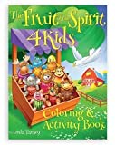 Fruit of the Spirit 4 Kids Coloring and Activity Book