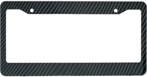 Carbon Fiber License Plate Frame product image
