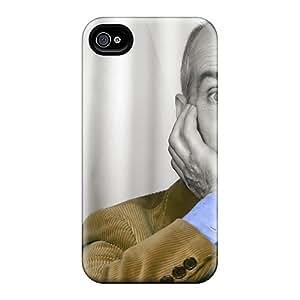 For Iphone 4/4s Fashion Design Louis De Funes Case-RmH542dICR