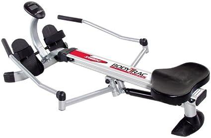 Amazon.com : Stamina Body Trac Glider 1050 Rowing Machine ...