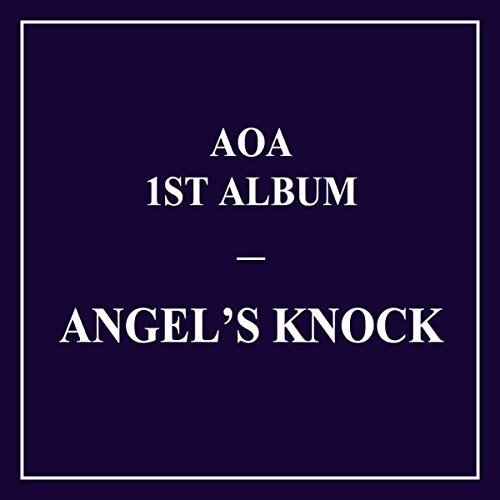 CD : Aoa - Angel\'s Knock (Version B) (Asia - Import)