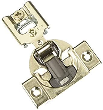 Blum 38N355BE08 Compact Soft-Close 1/2'' Overlay Blumotion Hinge