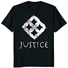 West Africa Adinka EBAN meaning JUSTICE t-shirt