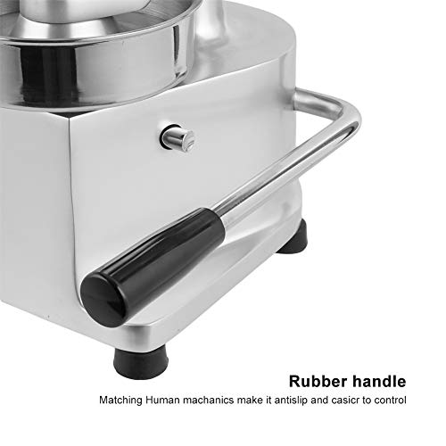 Hamburger Patty Maker,Commercial Hamburger Press Patty Maker Machine Garden BBQ Tools Sandwich Makers Panini Presses for Grilling Meat Seafood Vegetarian Patties by GOLDEN ELEPHANT (Image #8)