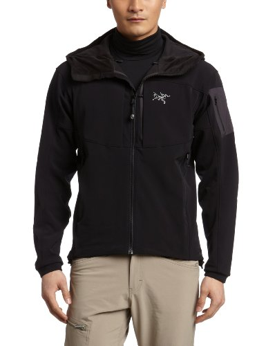 Arc'teryx Gamma MX Hoody - Men's Blackbird Large by Arc'teryx