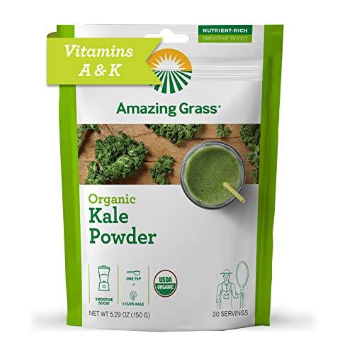 Amazing Grass Kale Greens