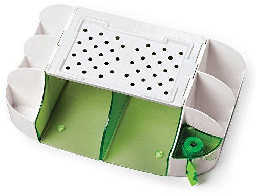 Bag Nursery Diaper - Munchkin Diaper Duty Organizer,Green