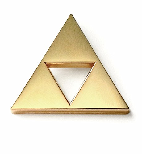 Price comparison product image Triangle Lapel Pin