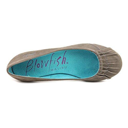 Blowfish Womens Pylon Flat Grey Fawn 2u4lU9nA5