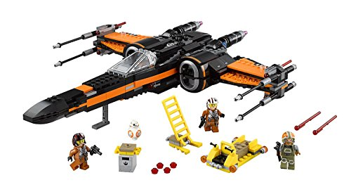 LEGO Star Wars Poe's X-Wing Fighter 717PCS Playsets Building Toys (Lego Star Wars Collector Series)
