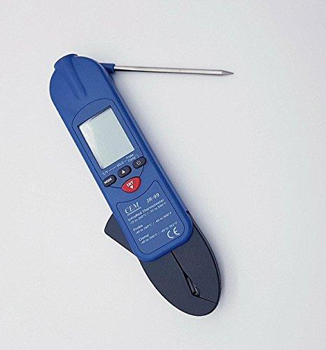 Sonde /& infrarouge thermomètre pour Legionella eau Testing Programs 3 en 1 pince