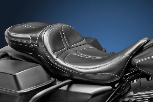 Le Pera Maverick Stitch Daddy Long Legs 2-Up Seat LH-957RKDL - Le Pera Maverick Seat